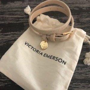 Victoria Emerson Double Wrap Bracelet- New